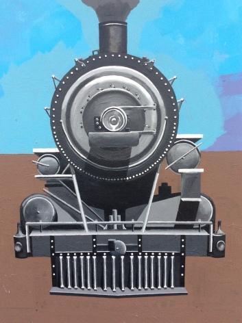 florin mural train